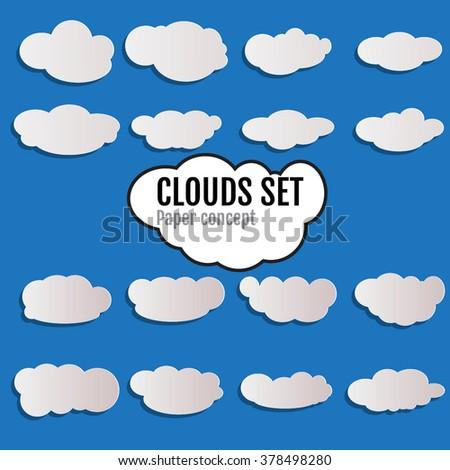 Clouds Icon Vector. Clouds Icon JPEG. Clouds Icon Object. Clouds Icon Picture. Clouds Icon Graphic. Clouds Icon Art. Clouds Icon JPG. Clouds Icon EPS.  Clouds Icon Drawing - stock vector - stock vector