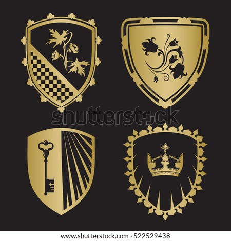 Heraldry Stock Photos, Royalty-Free Images & Vectors ...