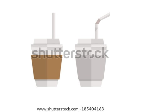 Coffee Cup - Illustration