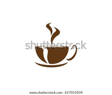 coffee cup logo template - photo #7
