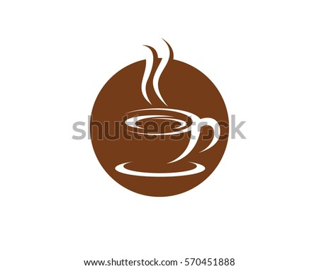 coffee cup logo template - photo #24