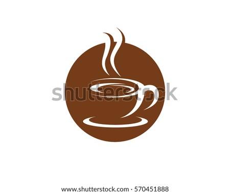 coffee cup logo template - photo #24