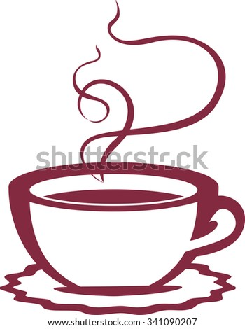 coffee cup vector design