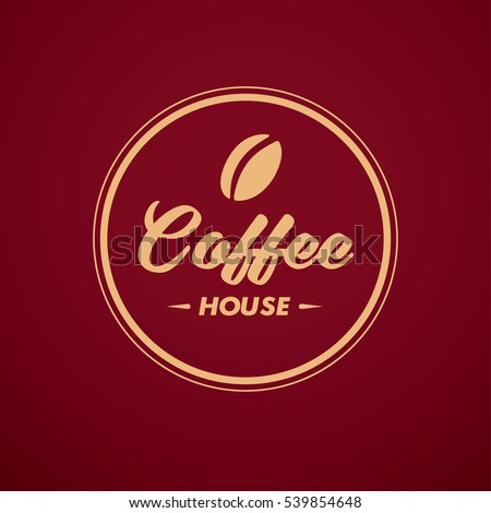 Coffee house logotype design