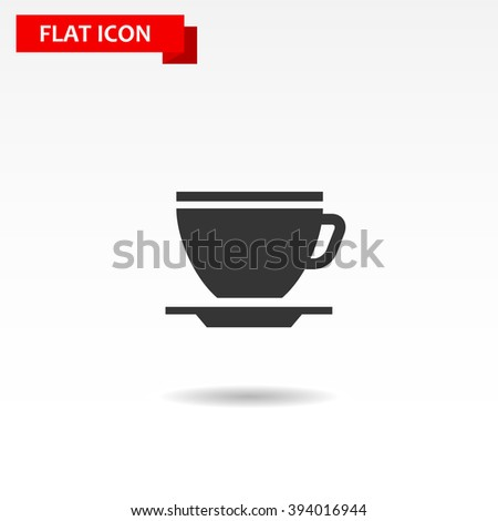 Coffee icon, Coffee icon eps10, Coffee icon vector, Coffee icon eps, Coffee icon jpg, Coffee icon picture, Coffee icon flat, Coffee icon app, Coffee icon web, Coffee icon art. - stock vector