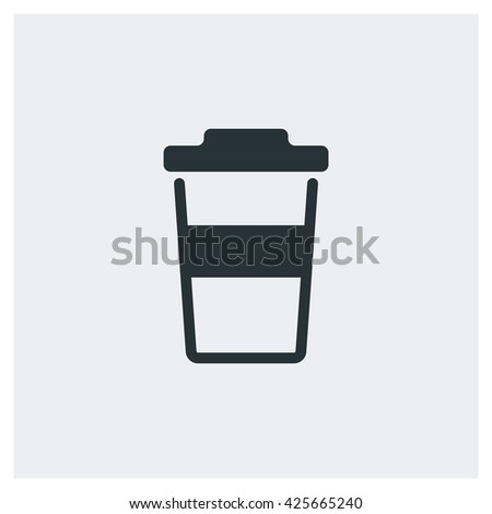 Coffee Icon, Coffee Icon Eps10, Coffee Icon Vector, Coffee Icon Eps, Coffee Icon Jpg, Coffee Icon Picture, Coffee Icon Flat, Coffee Icon App, Coffee Icon Web, Coffee Icon Art, Coffee Icon Object - stock vector