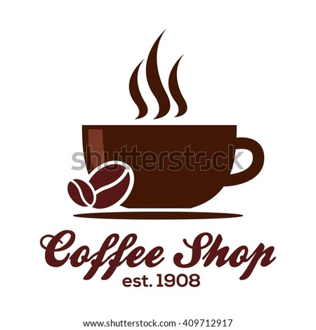 Coffee Logo Vector Template