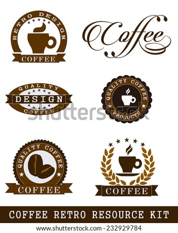 coffee retro