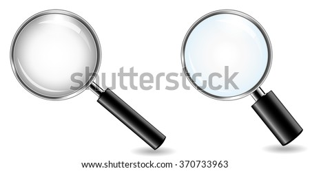 collection magnifying glass