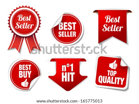Price tag stock images royalty free images vectors for Best seller