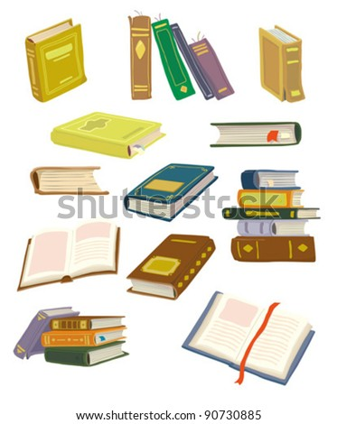 Collection of different books