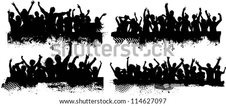Party People Dancing Stock Images, Royalty-Free Images & Vectors ...