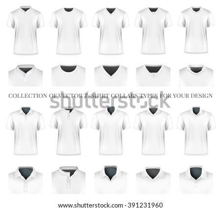 Collared Shirt Stock Photos Royalty Free Images Vectors