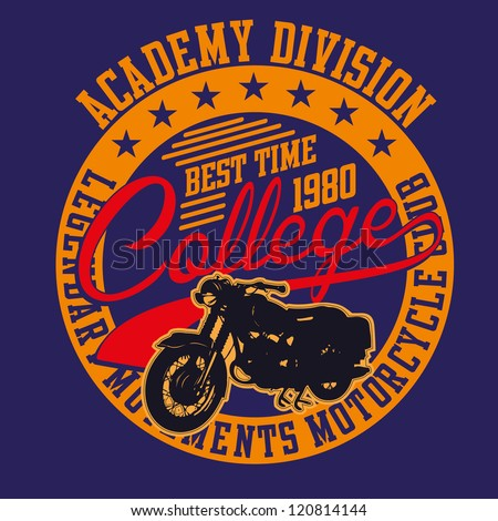 college motorcycle club