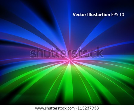 Color abstract background, easy editable