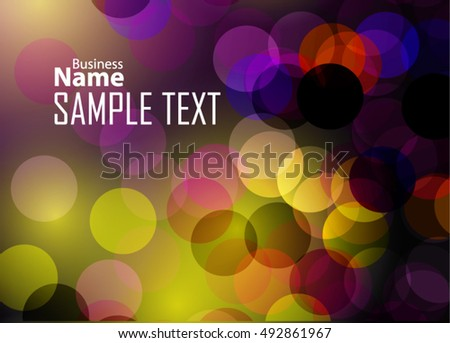 Color abstract template for card or banner. Metal Background with waves and reflections.