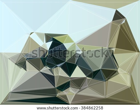 color background colorful shape abstract art vector