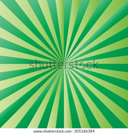 Color Beautiful abstract starburst background - stock vector