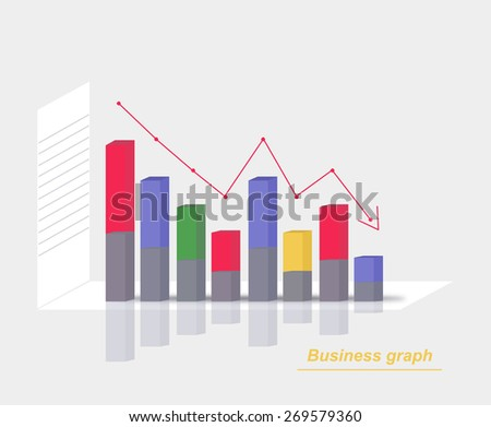 Color business graph