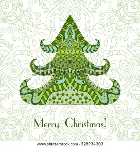 Coloring Page Empty Family Tree International Christmas International Tree Coloring Page
