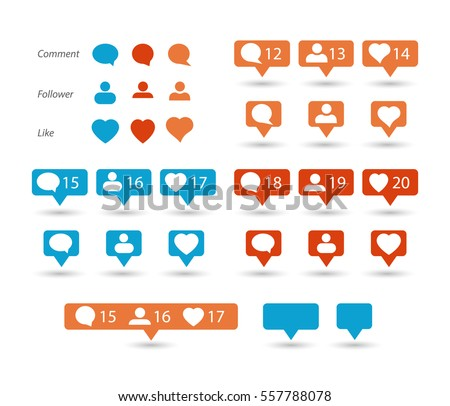 set arrows directions signs flat style stock vector 386476237 shutterstock. Black Bedroom Furniture Sets. Home Design Ideas