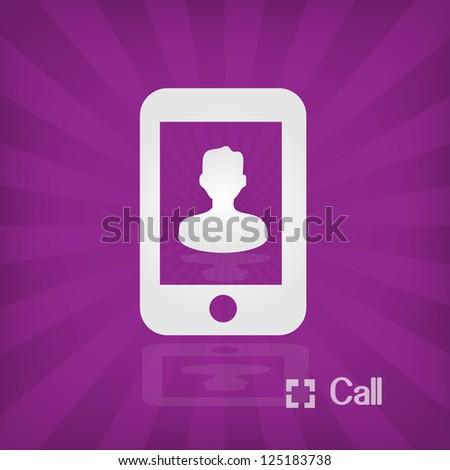 Color Multimedia icon 17 - stock vector