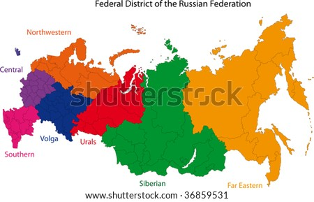 Russian Federation Is Federal 33