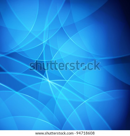 color vector background of the gradually turning the luminous lines.File is saved in AI10 EPS version. This illustration contains a transparency - stock vector