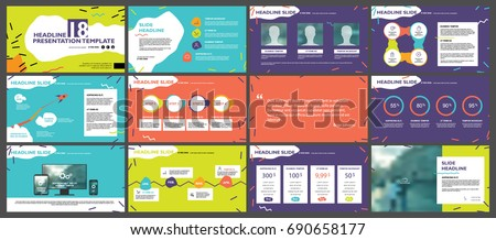 Colored elements for infographics on a white background. Use in presentation, flyer and leaflet, corporate report, marketing, advertising, annual report, banner.
