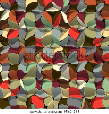 Colorful abstract background for design.Vector eps10 - stock vector