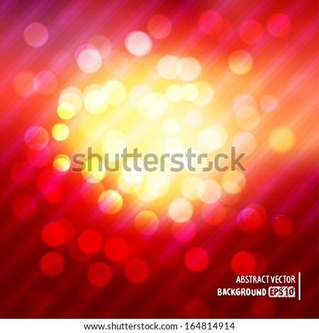 colorful Abstract background for your design - stock vector