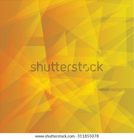 colorful abstract background of triangles