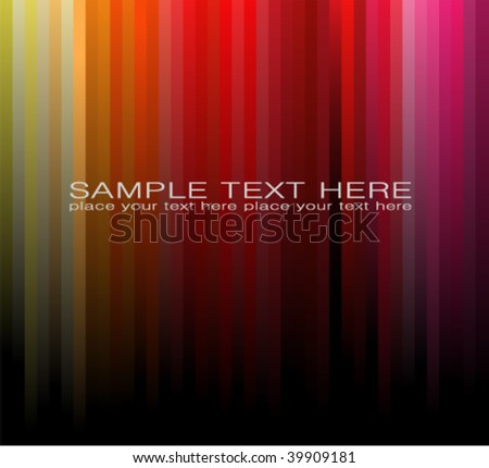 Colorful Abstract Business Card backgrounds for flyers and covers