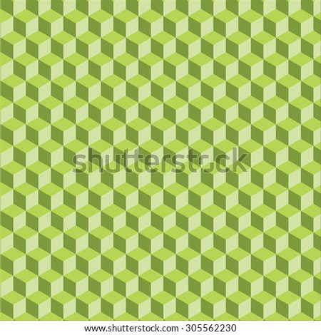 Colorful Abstract geometric seamless pattern. Vector Illustration. Background for business presentation. - stock vector