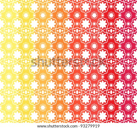 colorful background - stock vector