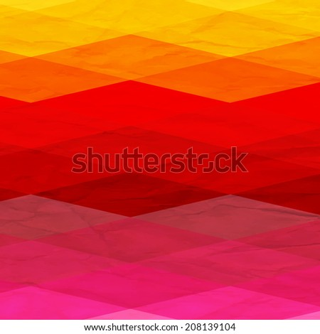 Colorful Background, Vector Illustration - stock vector