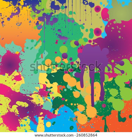 Colorful Background. Vector illustration in EPS10. Included high resolution jpg file - stock vector