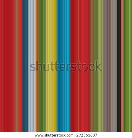 Colorful background with stripes