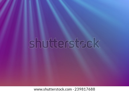 Colorful background with vertical rays of light for your project - stock vector