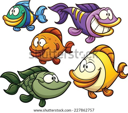 Fish Cartoons Cartoon Fish St...