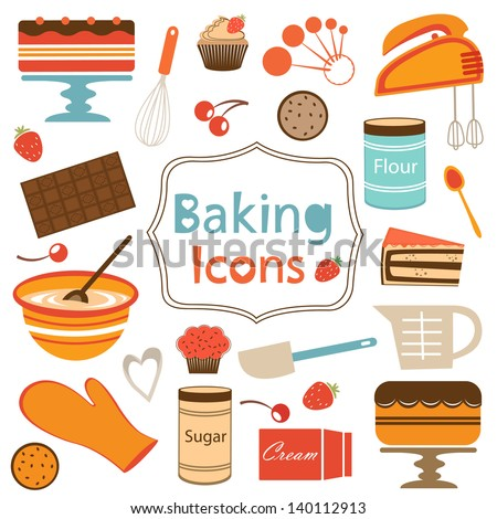 Baking Tools Vector Vector Baking Tools Stock Images Royaltyfree Images & Vectors