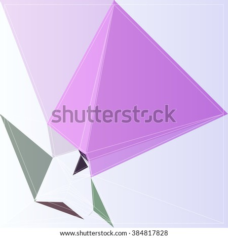 colorful color background vector shape art abstract