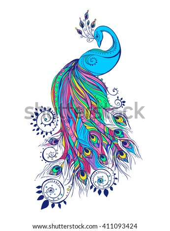 stock vector colorful fashion card with peacock color bird for the design of textiles clothing t shirts 411093424 likewise adult paisley coloring page 1 on adult paisley coloring page along with animal mandala coloring pages for adults on adult paisley coloring page also with adult paisley coloring page 3 on adult paisley coloring page also with free printable adult coloring pages therapy on adult paisley coloring page