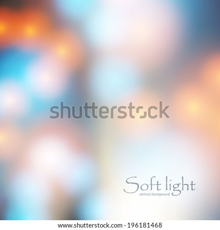 Colorful Festive Christmas background. Elegant abstract background with bokeh defocused lights and stars