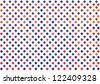 colorful geometric pattern - stock photo