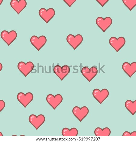 Heart Pattern Stock Images, Royalty-Free Images & Vectors