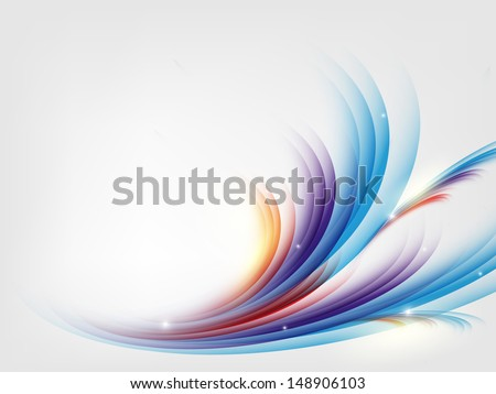colorful holiday's vector template with copy space. Eps10