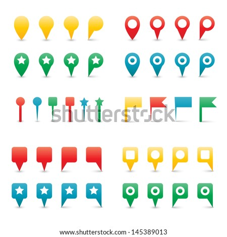 Pins Map Stock Photos, Royalty-Free Images & Vectors - Shutterstock