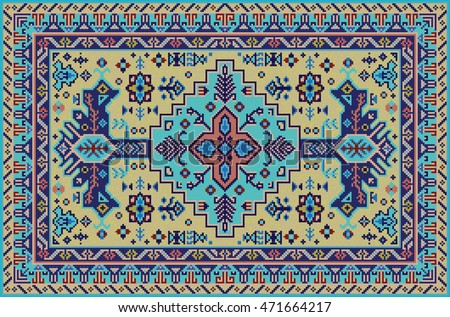 Persian Rug Stock Images Royalty Free Images Amp Vectors