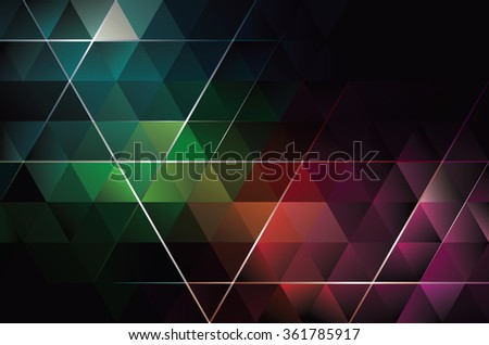 Colorful organic background.